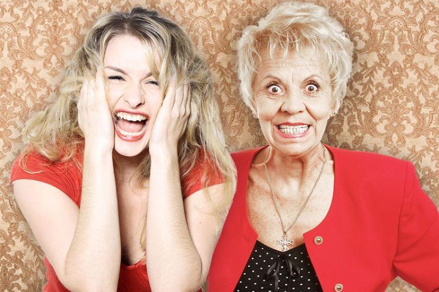Конфликты с родителями супруга или супруги
