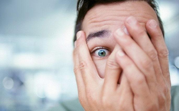Как наше тело переносит страх
